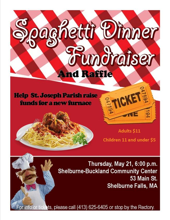 Spaghetti Supper & Raffle