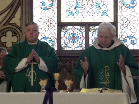 Bishop's Visit 6